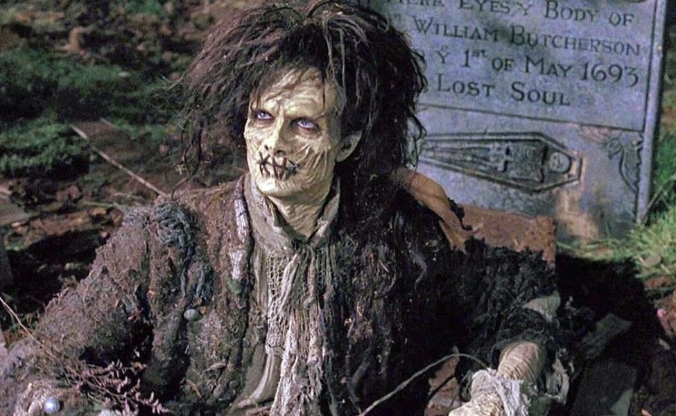 Billy Butcherson from Hocus Pocus