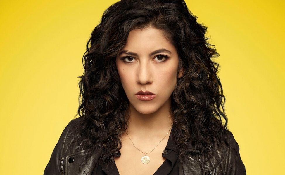 Rosa Diaz from Brooklyn Nine-Nine