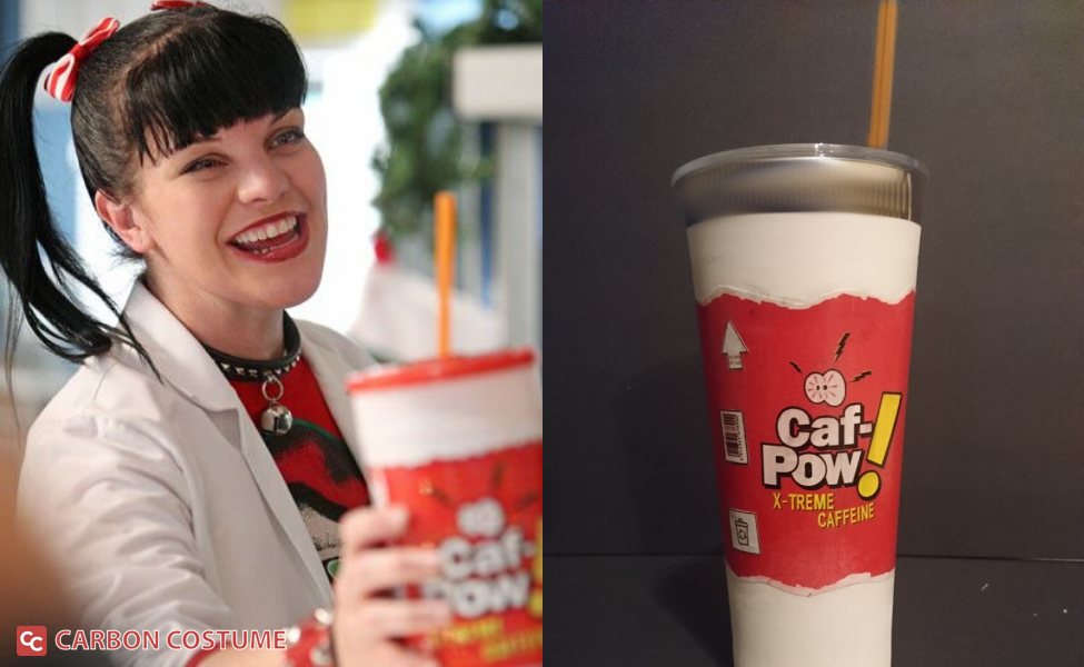 Make Your Own: Abby Sciuto's Caf-POW Cup from NCIS