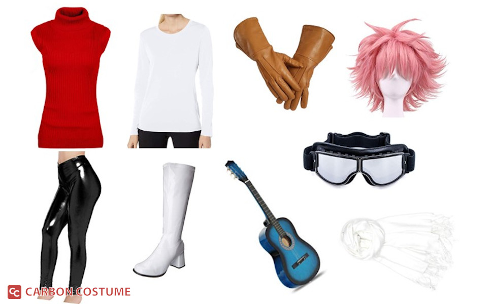 Haruko Haruhara from FLCL Costume