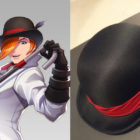 Roman Torchwick Hat from RWBY