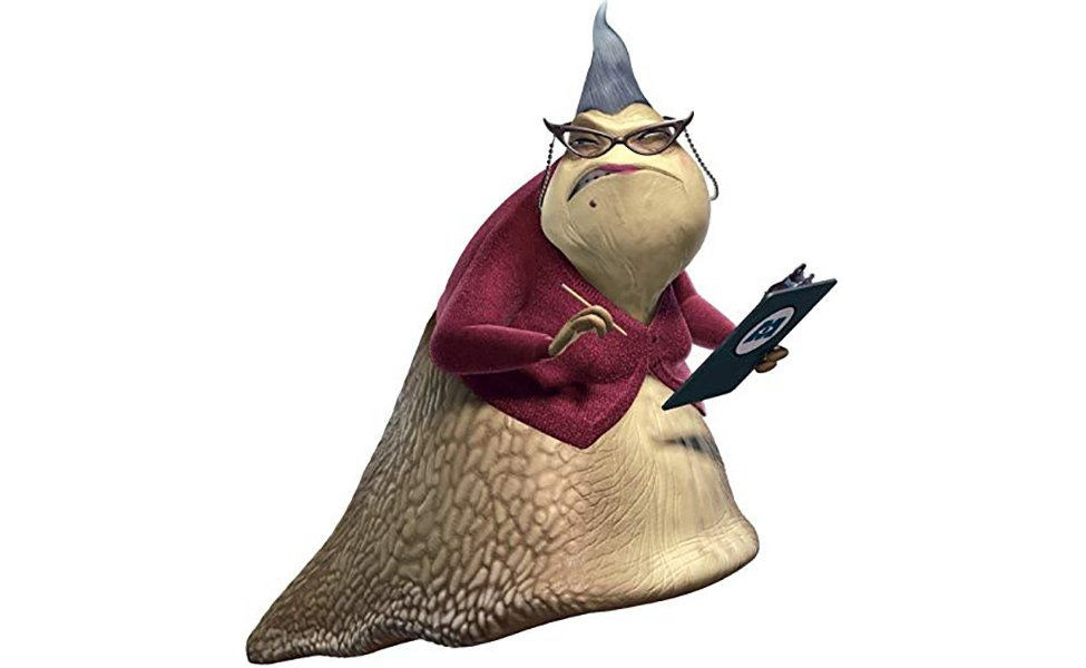 Roz from Monsters, Inc.