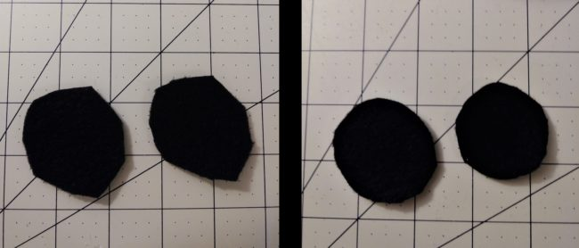 Compared Circles