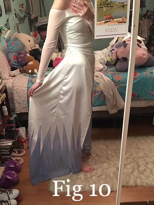 Elsa Dress - Frozen 2 - figure 10