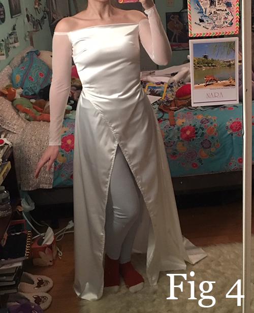 Elsa Dress - Frozen 2 - figure 4