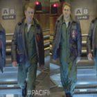 Jaeger Pilot from Pacific Rim