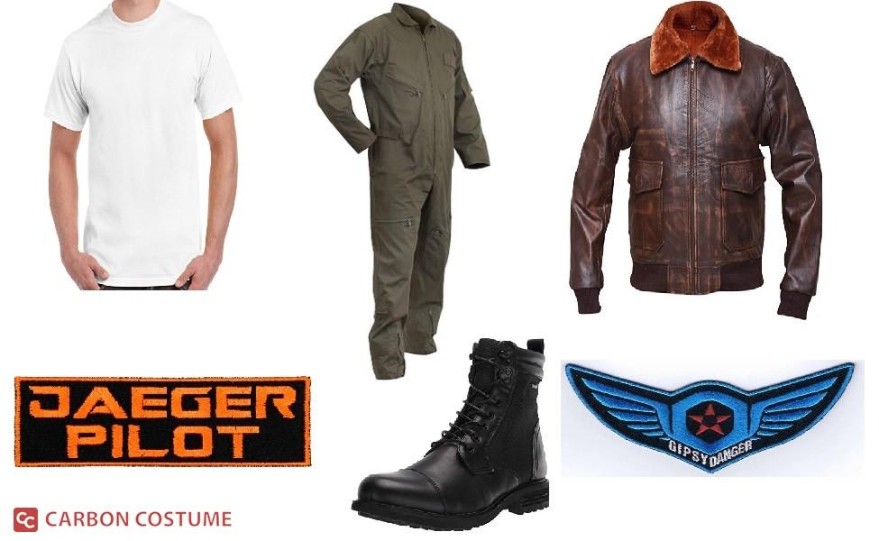 Jaeger Pilot from Pacific Rim Costume