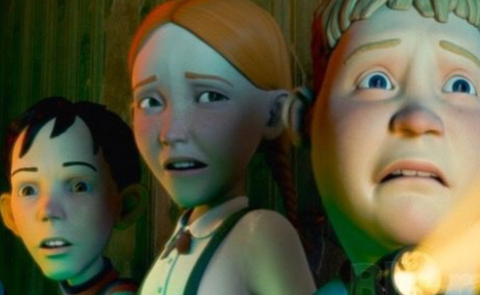 Jenny from Monster House