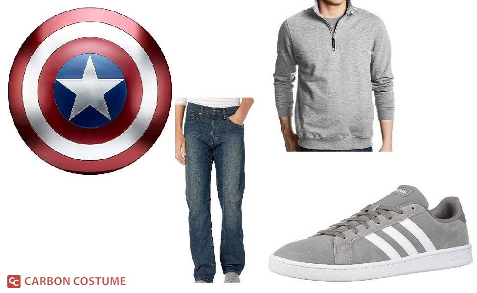 Sam Wilson from Falcon and the Winter Soldier Costume