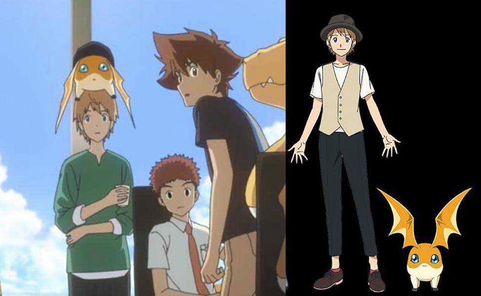 Takeru Takaishi from Digimon Adventure: Last Evolution Kizuna