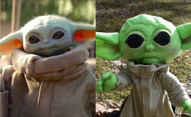 Make Your Own: Grogu (The Child / Baby Yoda) from The Mandalorian