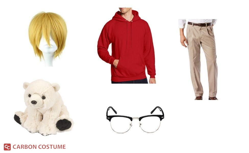 Canada from Hetalia Costume