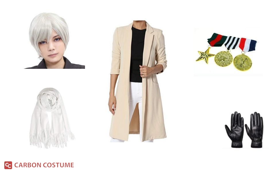 Russia from Hetalia Costume