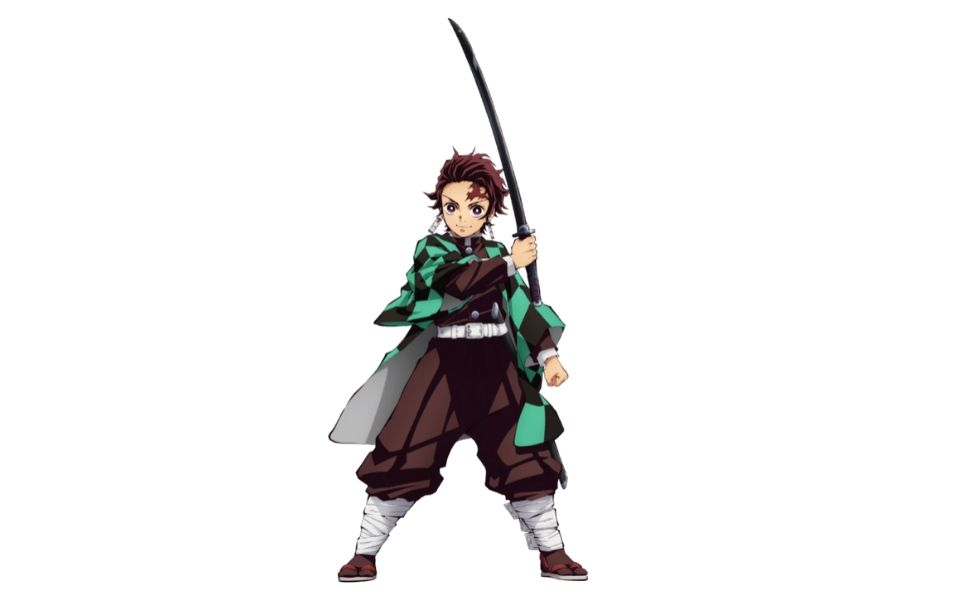 Tanjiro Kamado from Demon Slayer