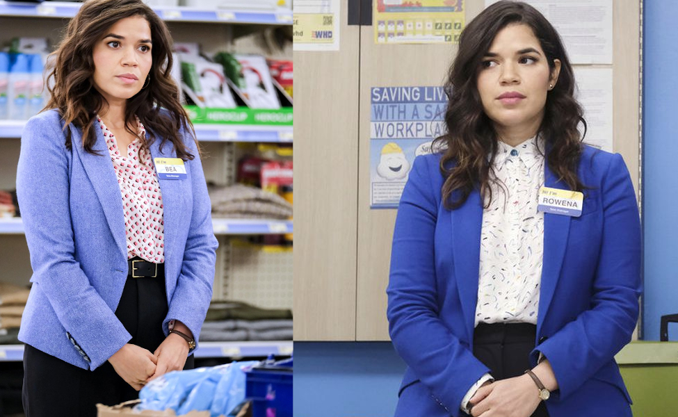 Amy Sosa from Superstore