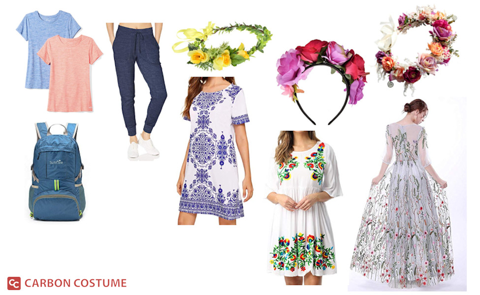 Dani Ardor from Midsommar Costume