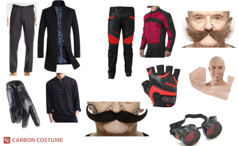 Dr Robotnik From Sonic The Hedgehog 2020 Costume Carbon Costume Diy Dress Up Guides For Cosplay Halloween