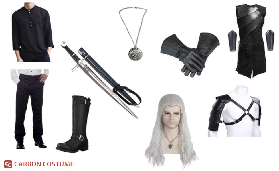 Geralt from Netflix's The Witcher Costume