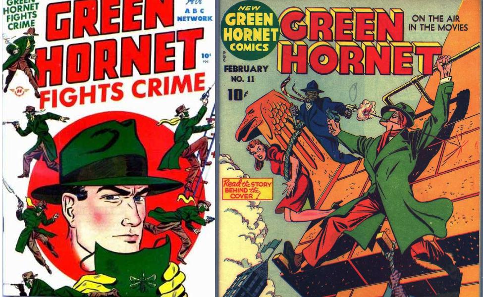 The Green Hornet (1940s)