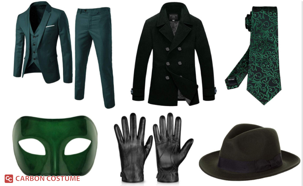 The Green Hornet (2011) Costume