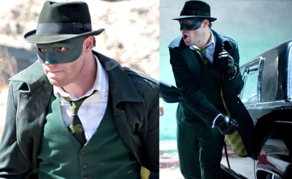 The Green Hornet 2011 Costume Carbon Costume Diy Dress Up Guides For Cosplay Halloween