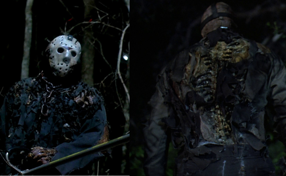Jason Voorhees from Friday the 13th VII: The New Blood