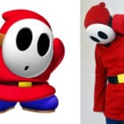 Shy Guy Cosplay Tutorial