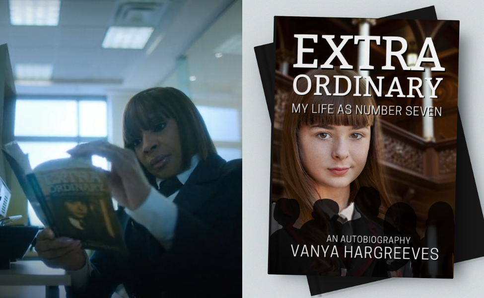 Make Your Own: Vanya's Autobiography from The Umbrella Academy