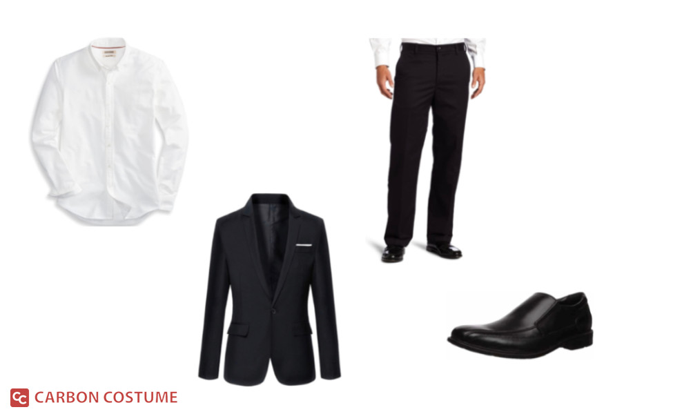 John Reese from Person of Interest Costume
