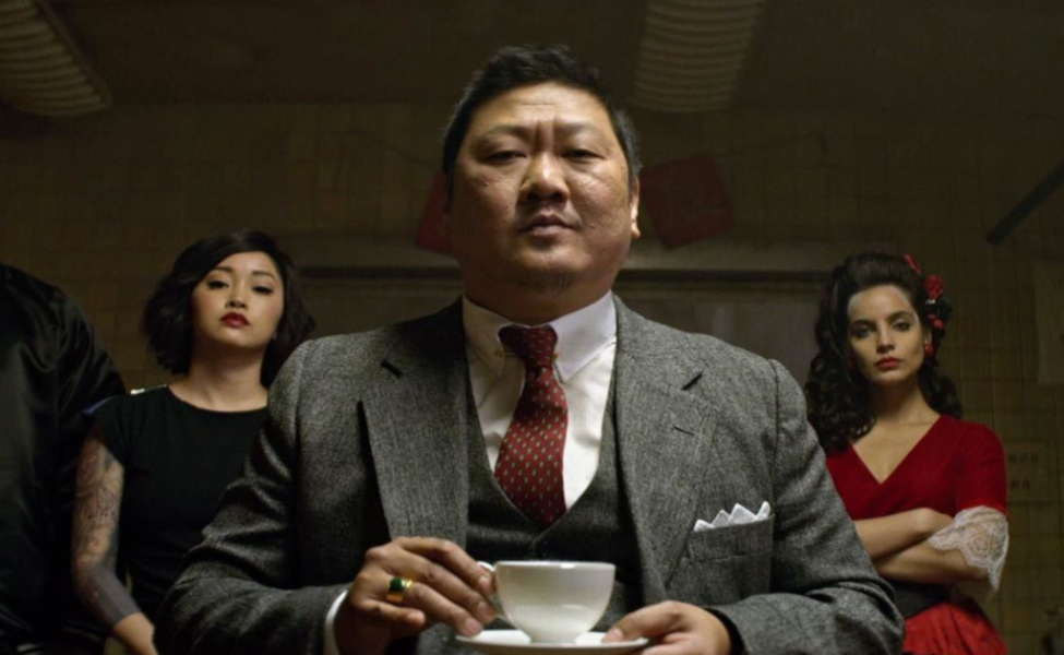 Master Lin from Deadly Class