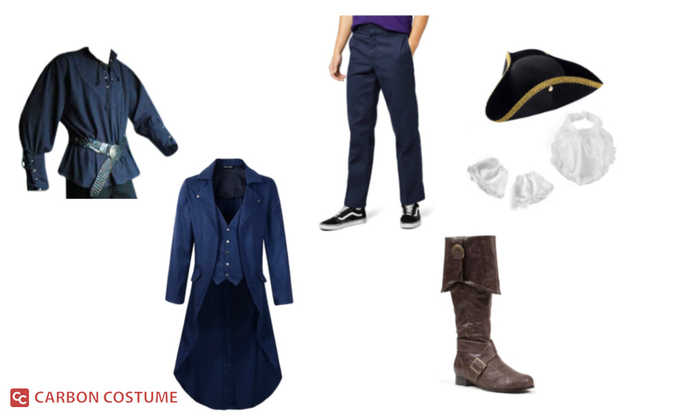 Lord John Grey from Outlander Costume