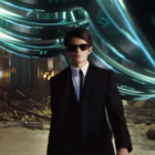 Artemis Fowl from the Artemis Fowl Movie