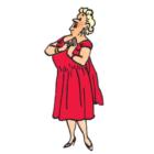 Bianca Castafiore from Tintin.