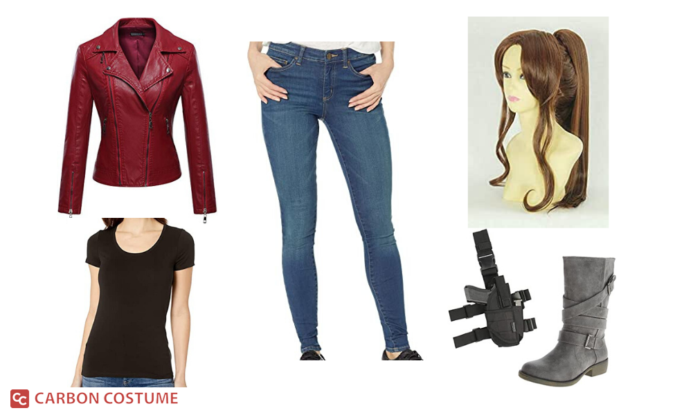 Claire Redfield from Resident Evil 2 Costume