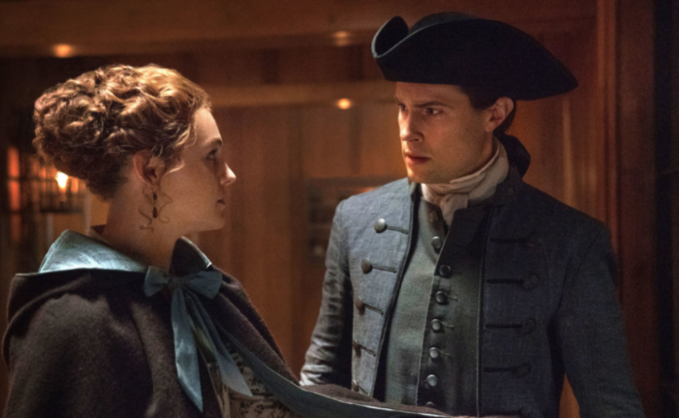 Lord John Grey from Outlander
