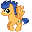Flash Sentry from My Little Pony