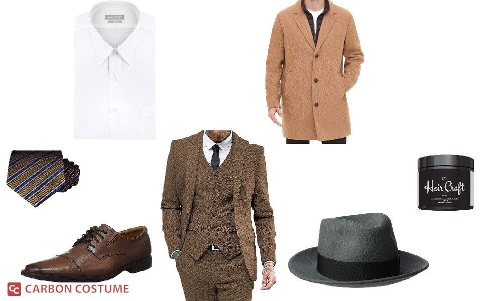 Nelson Van Alden from Boardwalk Empire Costume