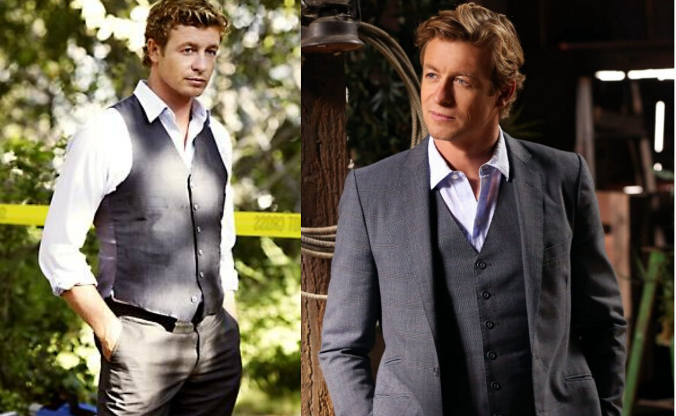 Patrick Jane from The Mentalist