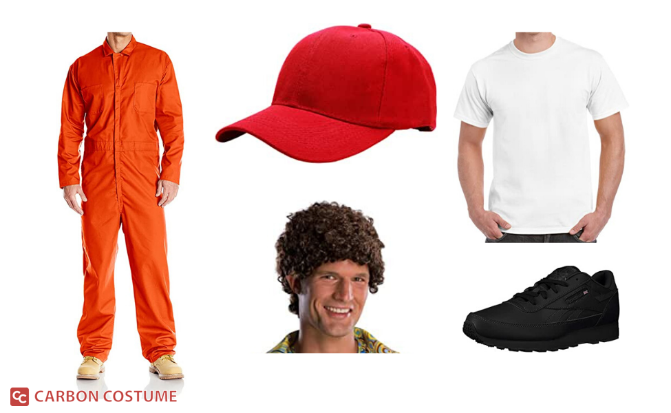 Stanley Yelnats from Holes Costume