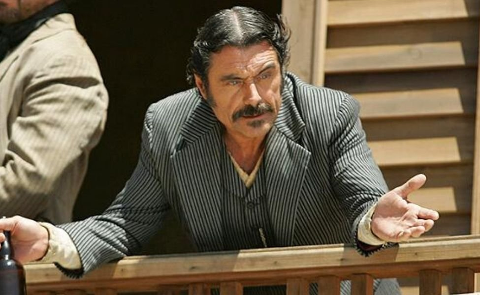 Al Swearengen from Deadwood