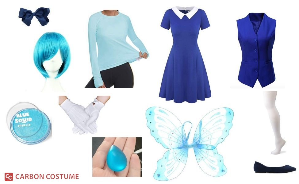 Aquamarine from Steven Universe Costume