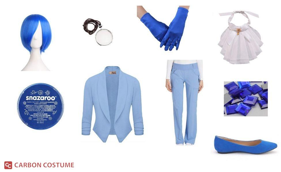 Blue Zircon from Steven Universe Costume