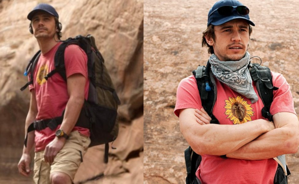Aron Ralston from 127 Hours