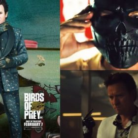 Black Mask/Roman Sionis from Birds of Prey