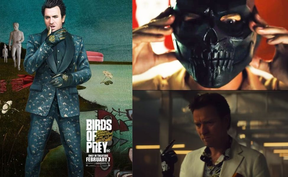 Black Mask Roman Sionis From Birds Of Prey Costume Carbon Costume Diy Dress Up Guides For Cosplay Halloween