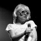 Debbie Harry from Blondie