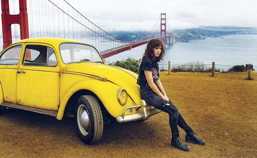 Charlie from Bumblebee