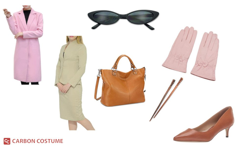 Etheline Tenenbaum from The Royal Tenenbaums Costume