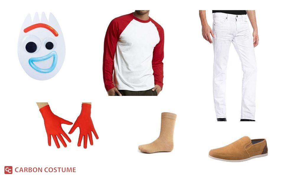 Forky from Toy Story 4 Costume
