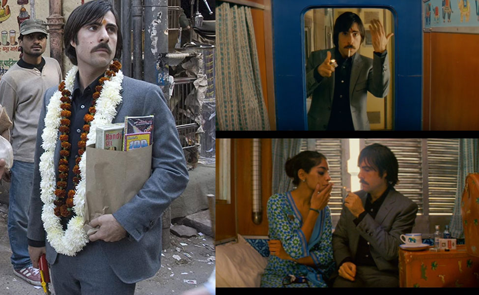 Jack Whitman from The Darjeeling Limited